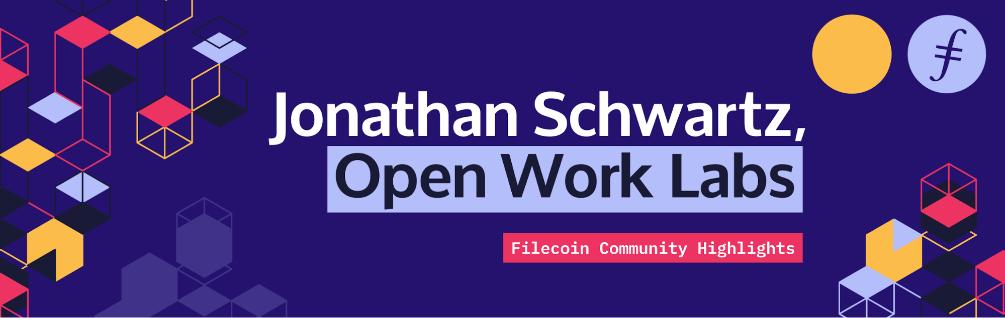 Jonathan Schwartz, Open Work Labs