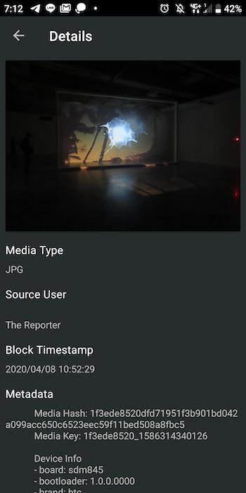Metadata Image
