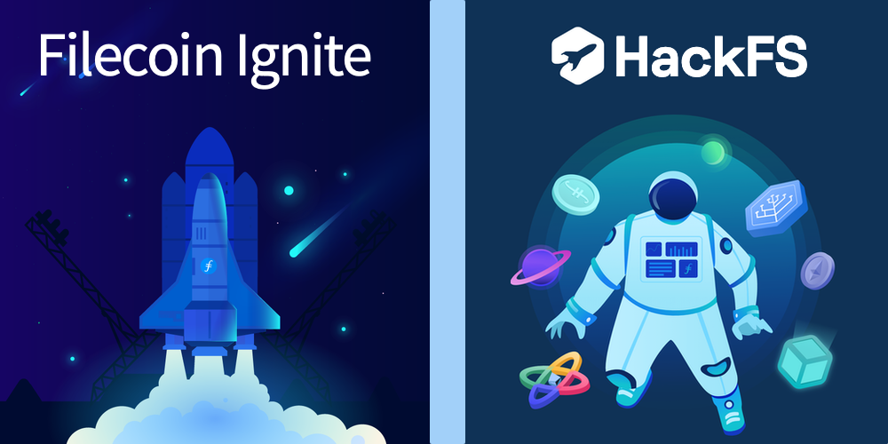 Announcing: Filecoin Ignite and HackFS!