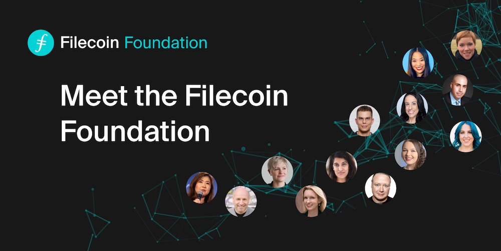 Meet the Filecoin Foundation