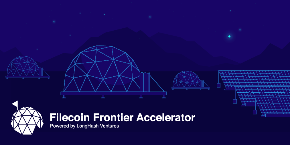 Filecoin Frontier Accelerator launched by LongHash Ventures