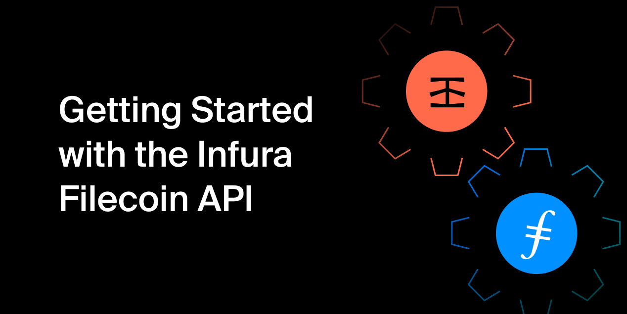 Getting Started With the Infura Filecoin API