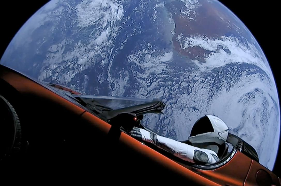Launch Roadster