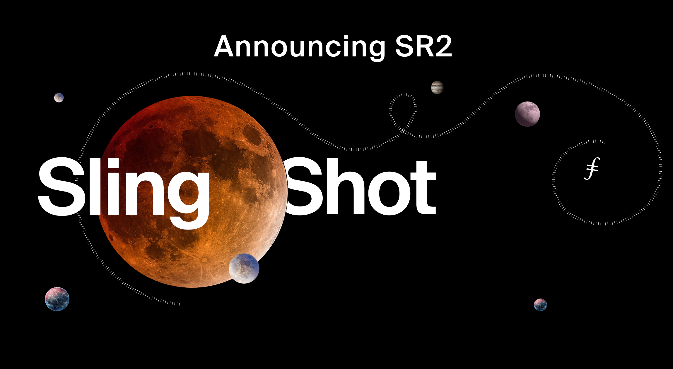 Announcing Space Race 2: Slingshot