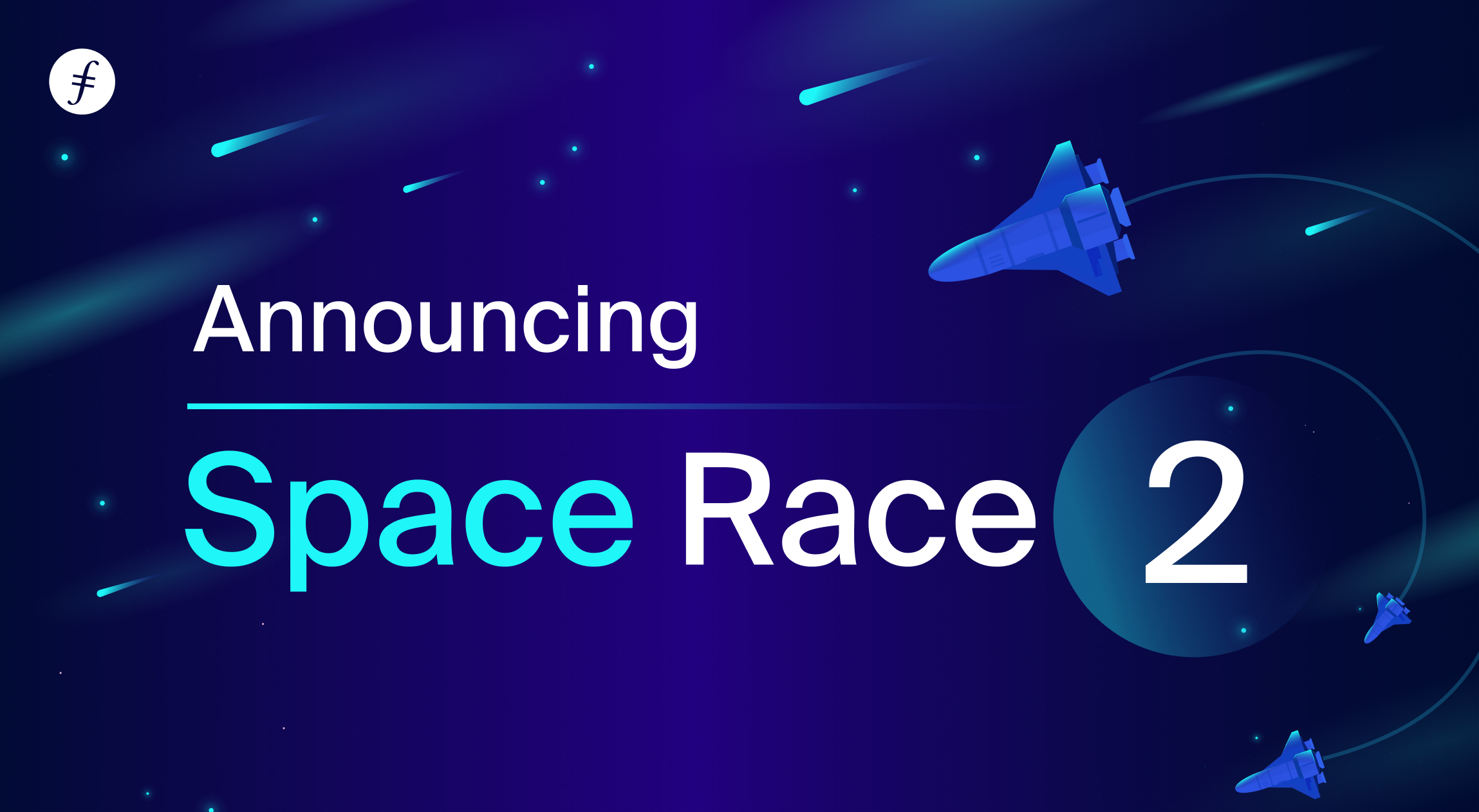 Announcing Space Race 2