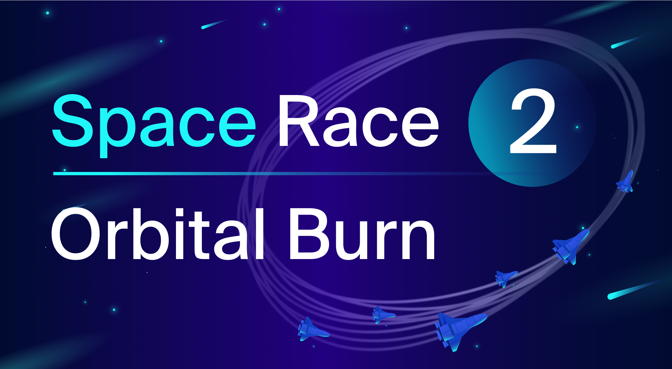 Space Race Orbital Burn